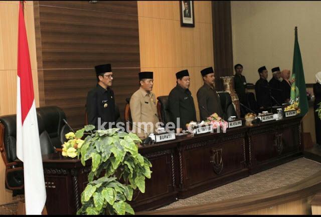 Pengumuman Alat Perlengkapan DPRD Kabupaten Muba