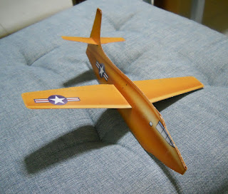 bell x-1 model