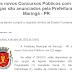Concurso Prefeitura de Maringá-PR