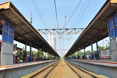 Alamat Stasiun Pondok Cina