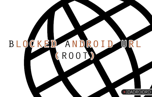 Cara block URL web di Android dengan aplikasi Host Editor  Cara block URL web di Android dengan aplikasi Host Editor (wajib ROOT)