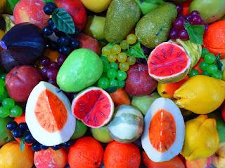 mengurangi makan buah dan sayur
