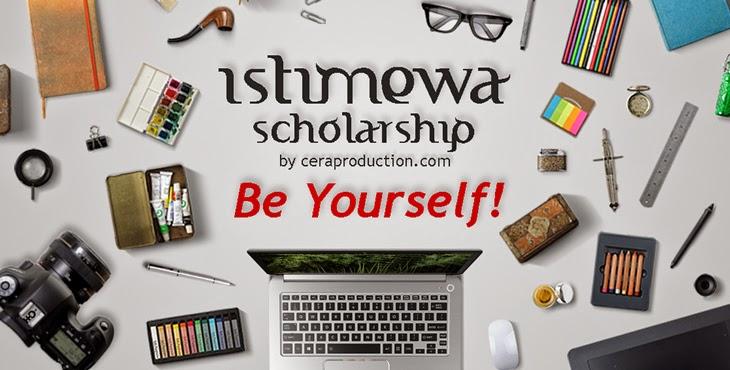 ISTIMEWA SCHOLARSHIP untuk Mahasiswa Aktif Organisasi