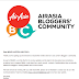 Welcome to AirAsia Bloggers Community.