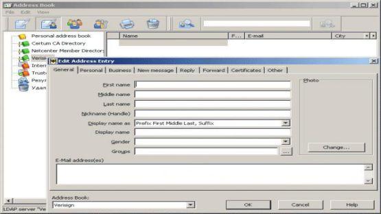 The Bat Software screenshot 3