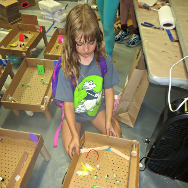A summer camp for STEM kids