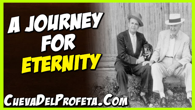 A journey for Eternity - William Marrion Branham Quotes