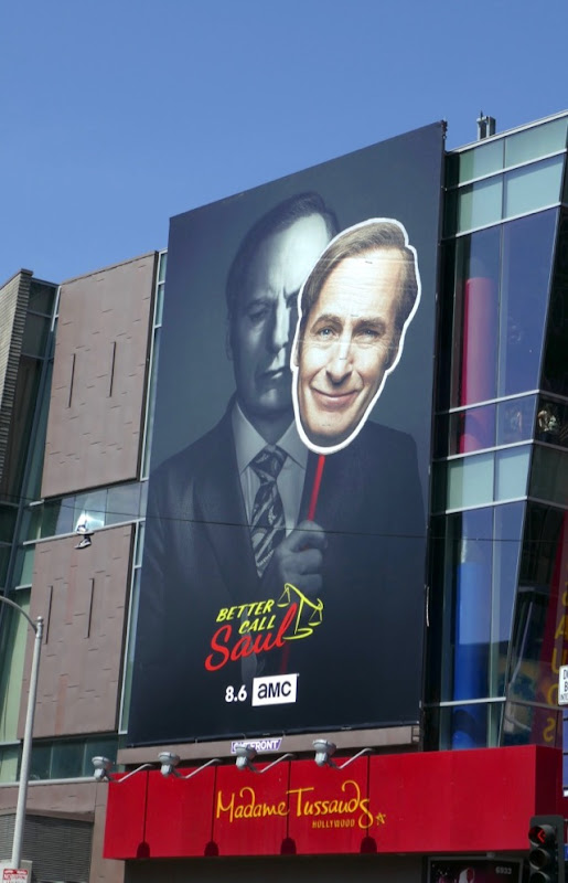 Better Call Saul season 4 billboard