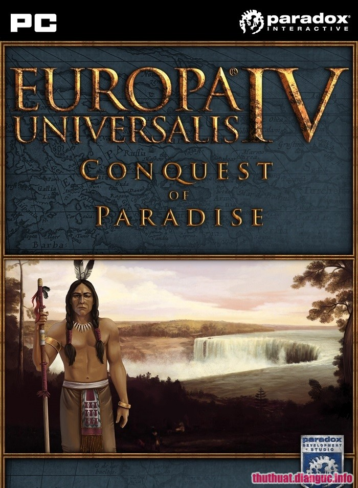 Download Game Europa Universalis IV: Conquest of Paradise Expansion – FLT