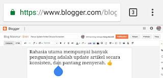 cara agar blog terkenal dan banyak pengunjungnya