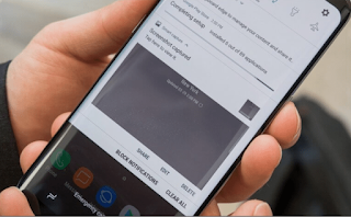 Begini Cara Screenshot pada Samsung Galaxy S8 tanpa Root
