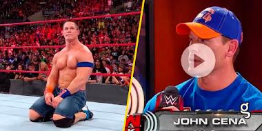 ¡Adiós y gracias por todo John Cena!