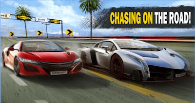 Crazy for Speed Mod Apk Android Offline v2.3.3100  Terbaru Unlimited Money + Nitro