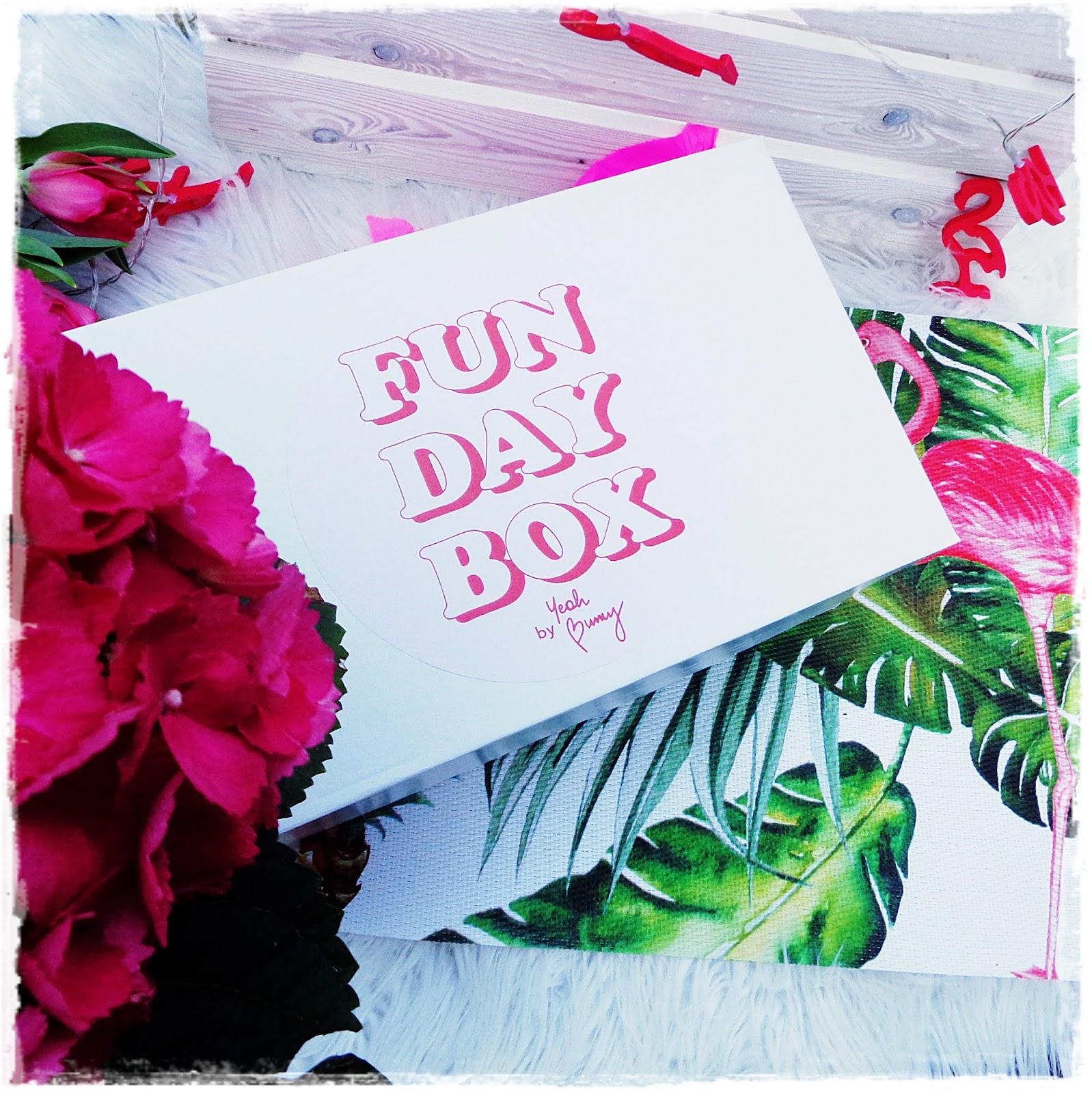 Fan Day Box, Różowy Zawrót Głowy -  Moje Pierwsze Pudełko