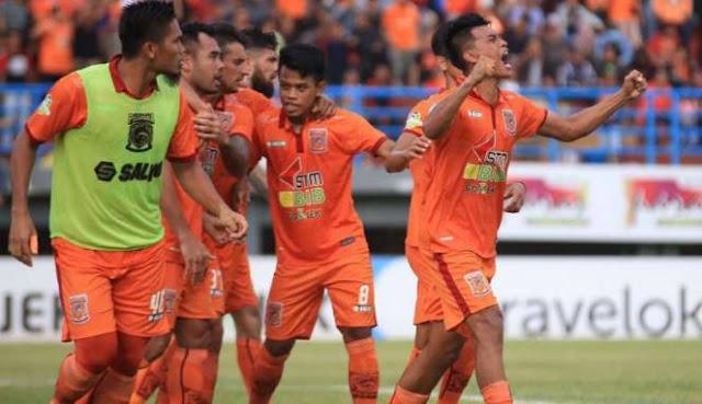 Borneo FC vs Persija Jakarta