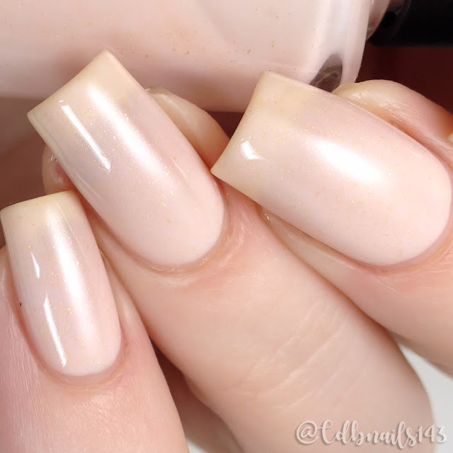 Poetry Cowgirl Nail Polish-Strawberry Milk