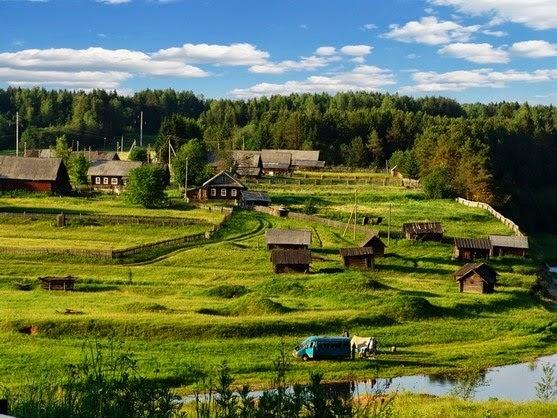 Шаршки деревня