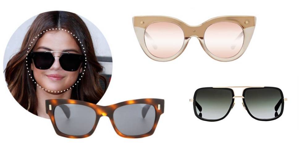 How to Choose the Best Sunglasses for Your Face Shape ...