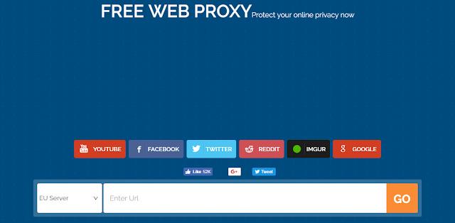 Cara Membuka Internet Positif di PC dengan proxisite