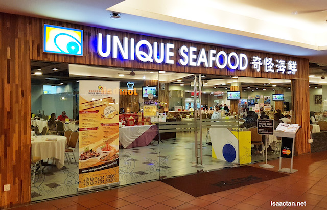 Unique Seafood Citta Mall