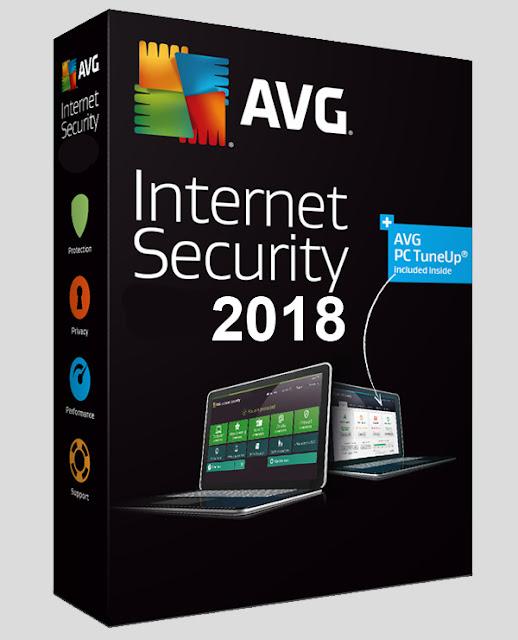 تحميل برنامج ايه فى جى إنترنت سيكيورتى 2018 | AVG Internet Security 18.6.3983