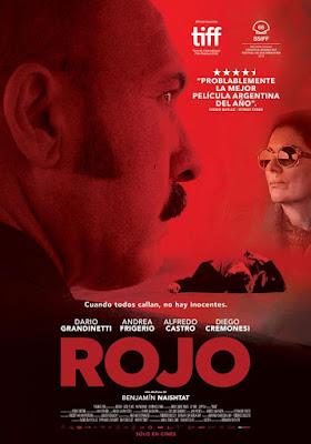 Rojo [2018] [DVD R4] [Latino]