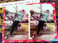 Stiker, skotlet atau garskin skin hp samsung galaxy tab 2.7