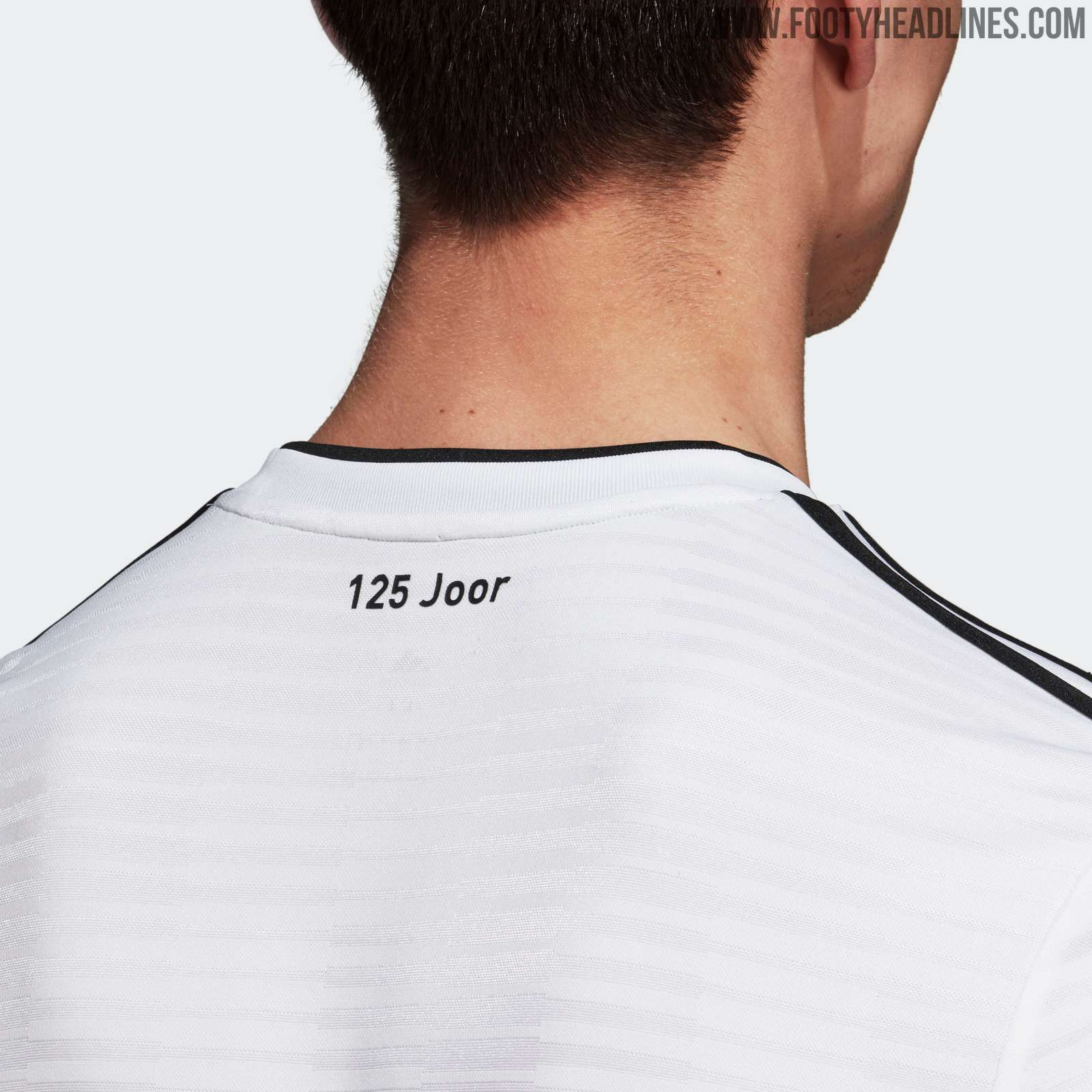 97483f4eb  125 Joor  is written on the upper back of the new Basel away jersey. Basel  18-19 Home Kit