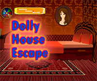 OnlineGamezWorld Dolly House Escape