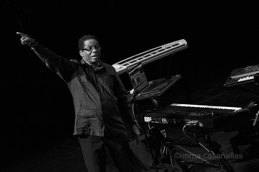 Herbie Hancock, Auditorio Kursaal, Donostia, 24-juliol-2017
