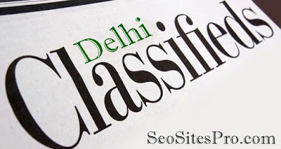 Free Classifieds Ads Posting Sites in Delhi