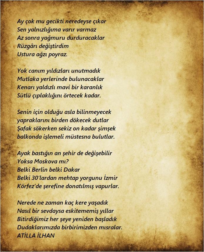 aşk şiiri örnekleri