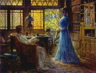 Джон Оттис Адамс John Ottis Adams – Библиотека.