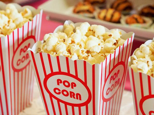 Theatre popcorn