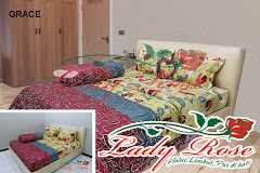 Sprei Lady Rose Pontianak