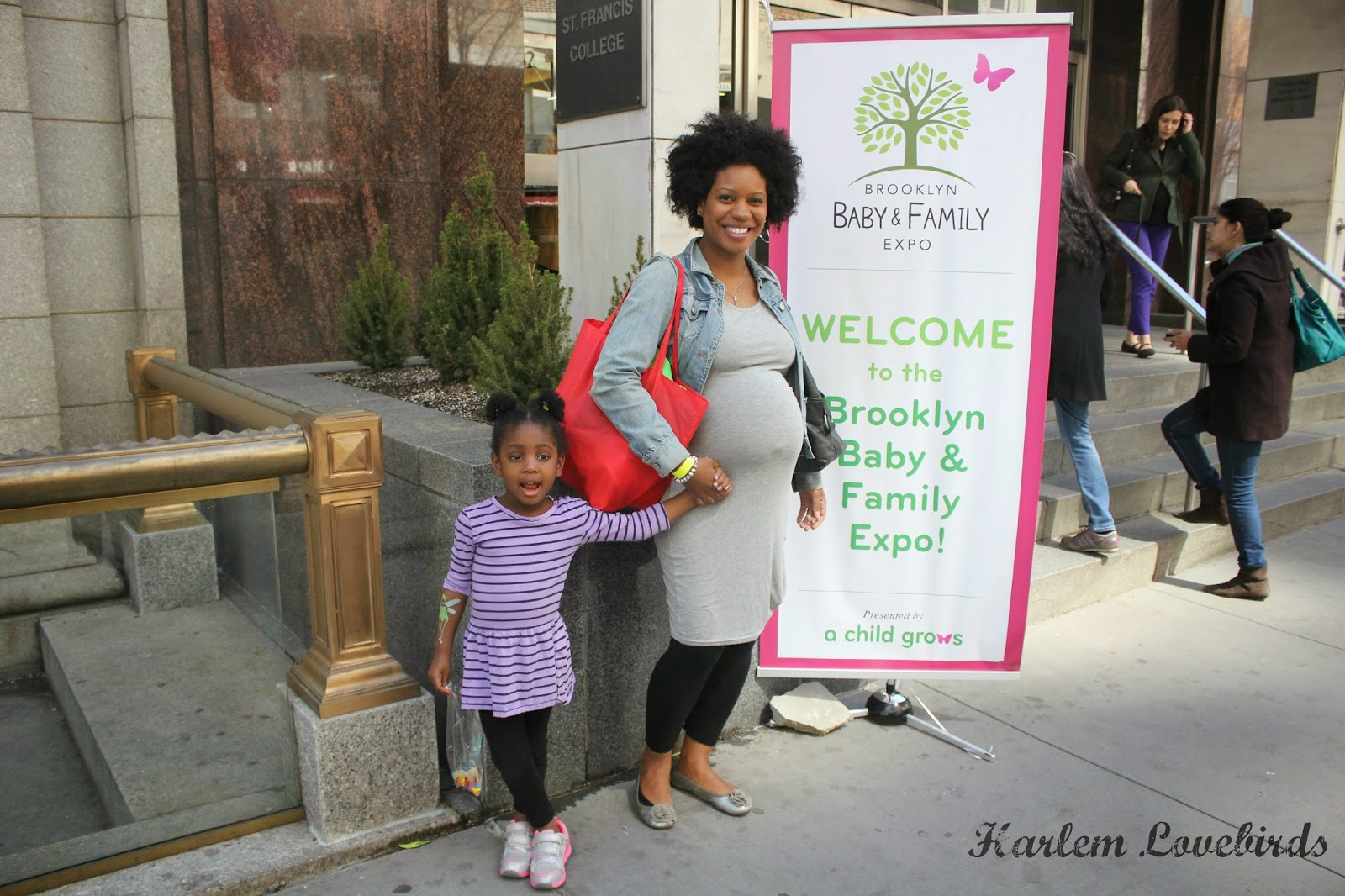 Harlem Lovebirds Lovebirds At Brooklyn Baby Family Expo 2014