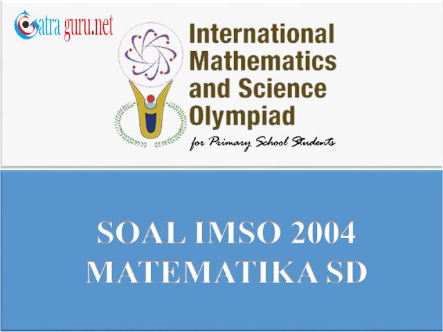 Soal IMSO Matematika 2004