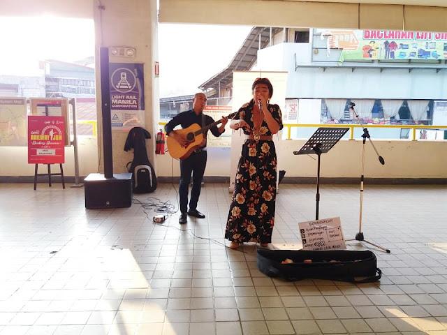 Miss Ramonne LRT-1 Next OPM Star Singer | Benteuno.com