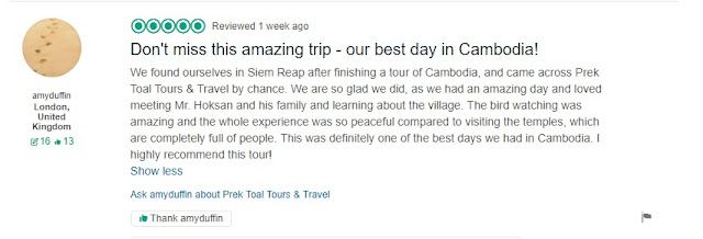 Don't miss this amazing trip - our best day in Cambodia!