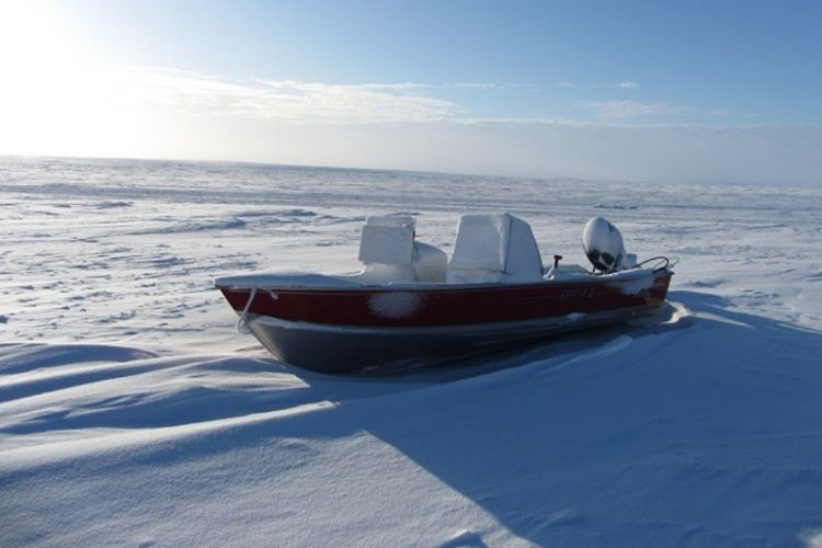 Tüm okyanusların yüzeyi 1 kilometre kalınlığında buzla kaplanacak...