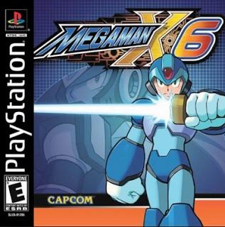 Megaman x6 PS1 ISO