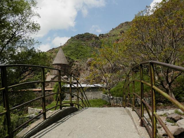 Travel Photos With No Filter and edits geghard monastery armenia