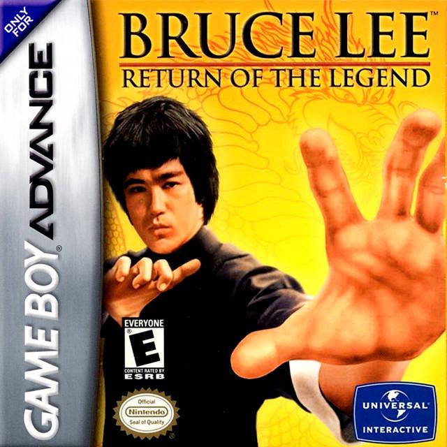 Bruce Lee: El retorno de la Leyenda - Español - Portada