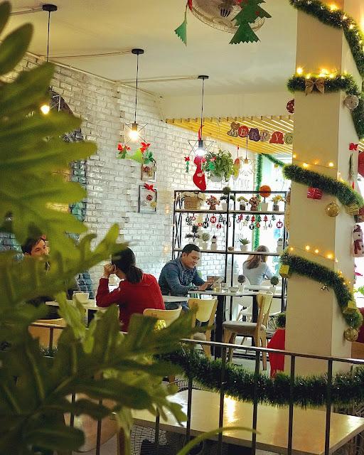 Những góc nhỏ đón giáng sinh ít người biết đến tại Đà Nẵng