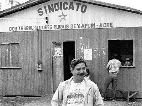 Chico Mendes o lado Comunista que a maioria dos brasileiros não conhecem