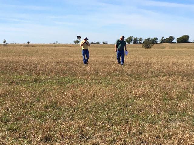 OK Wheat Pasture – Year 2  (LAND OF LIQUID Blog)