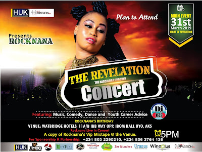 RocKNana The Revelation Concert 2019 || @RockNana_real