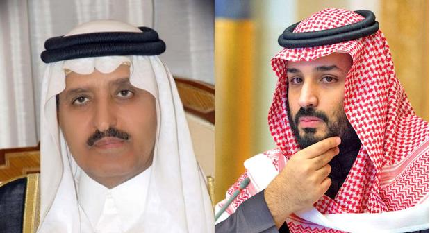 الأمير-أحمد-وولي-العهد-محمد-بن-سلمان