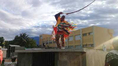 Un carnaval sin Las Cachuas de Cabral no es carnaval