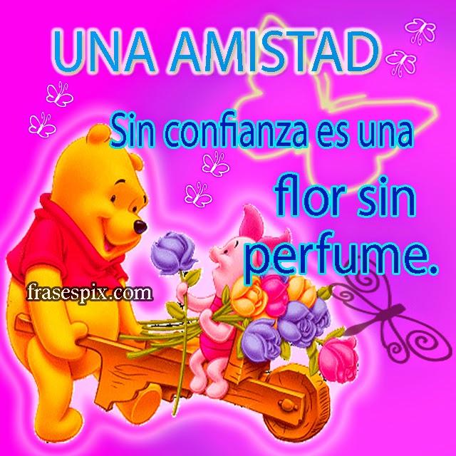 Imágenes Frases Pix Bellas Frases De La Amistad Para